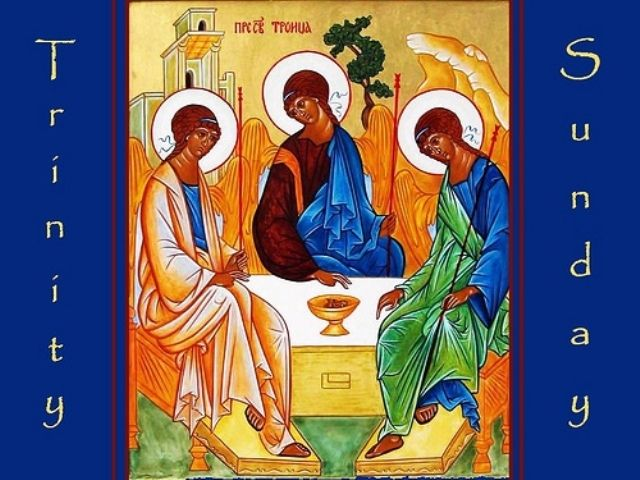 Happy Trinity Sunday 2014 Greetings, Wishes, Images, HD Wallpapers For WhatsApp, Facebook