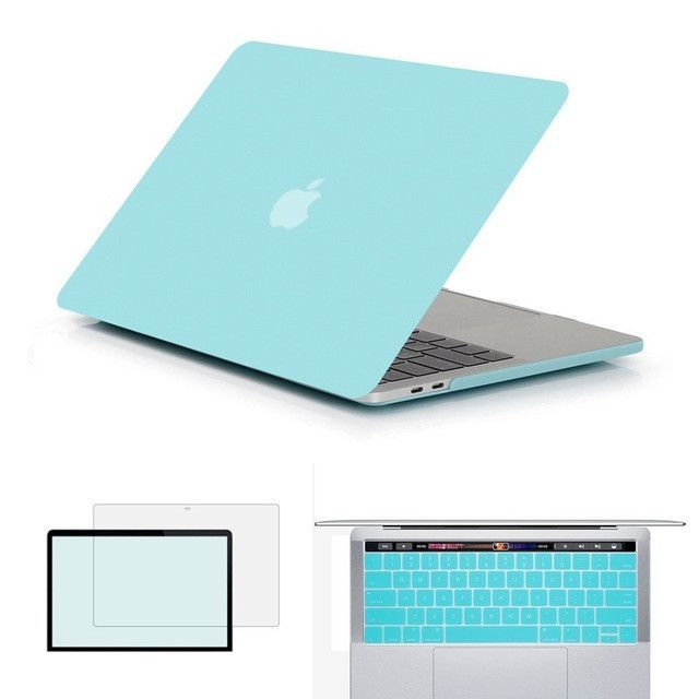 Clear Matte Hard Cover Case for New MacBook Pro 13 2016 with Touch Bar A1706 Case for Mac Book Pro 13.3 inch No Touch Bar A1708