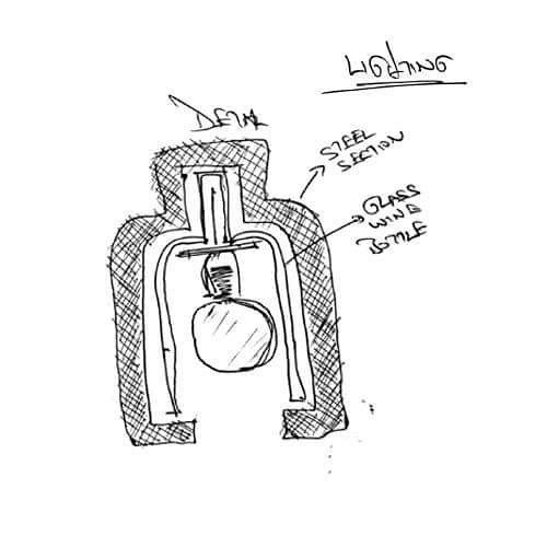 First ideas sketching #dimitriszelios #architect #designer #sketch #sketching #design #productdesign #productsketch #designprocess #industrialstyle #lighting #lamps #lasercut #metaldesign #plexiglass #materials #inspiration #creativity #mywork #teamwork #proudofmywork