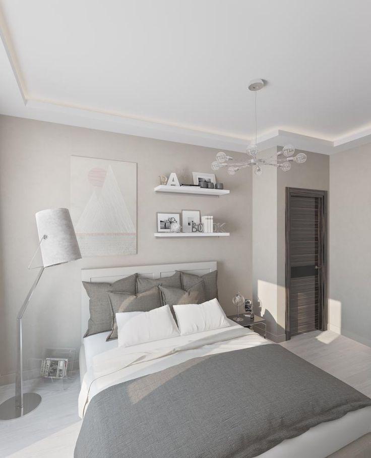Спальня (квартира 1)