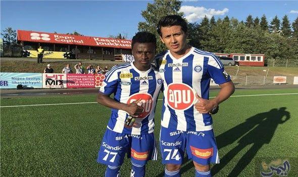 عمرو جمال ينقذ فريقه من الهزيمة ويسجل أول هدف في الدوري الفنلندي Sports Professional Jersey