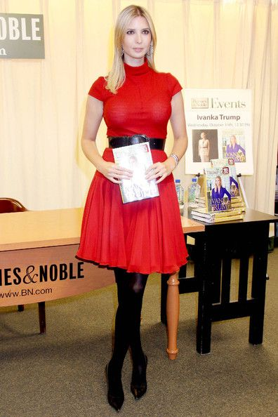 """Ivanka Trump Photos Photos - Ivanka Trump promotes her new book """"The Trump Card: Playing To Win In Work And Life"""" at a Barnes"""