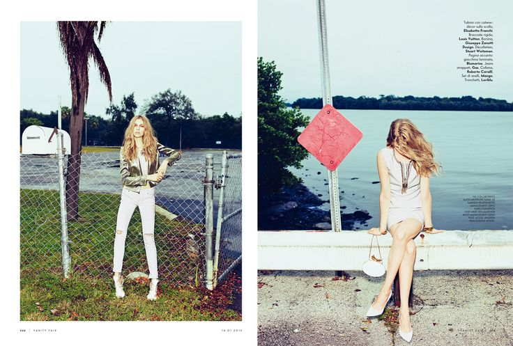 Auraphoto - Andrea Olivo - Vanity Fair
