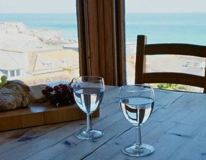 Pednolver Apartments, St Ives, Cornwall, England. Holiday. Travel. Accommodation. Self Catering. Stay. Coast. Sea.