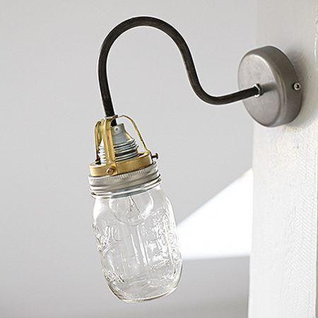 Lampa Loft Ball Jar firmy Zorki Design