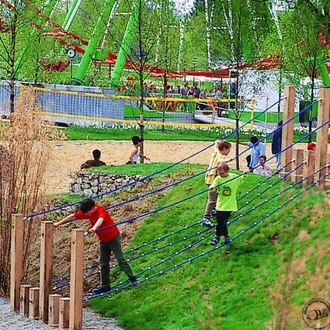 132 best Playground Design images on Pinterest | Playground design ...
