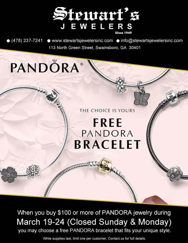 a264453a1 ... italy pandora jewelry google march bracelet promotion free pandora  bracelet event blossom style 5e675 fb73e
