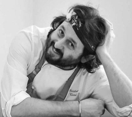 """Cristiano Tomei  -  presidente giuria """"In cucina con il cuore 2015"""""""