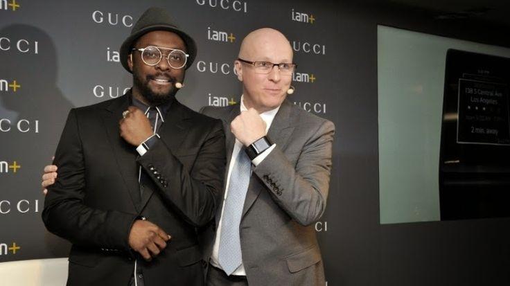 Will.i.am y Gucci crean un smartwatch - Zona Pop Peru