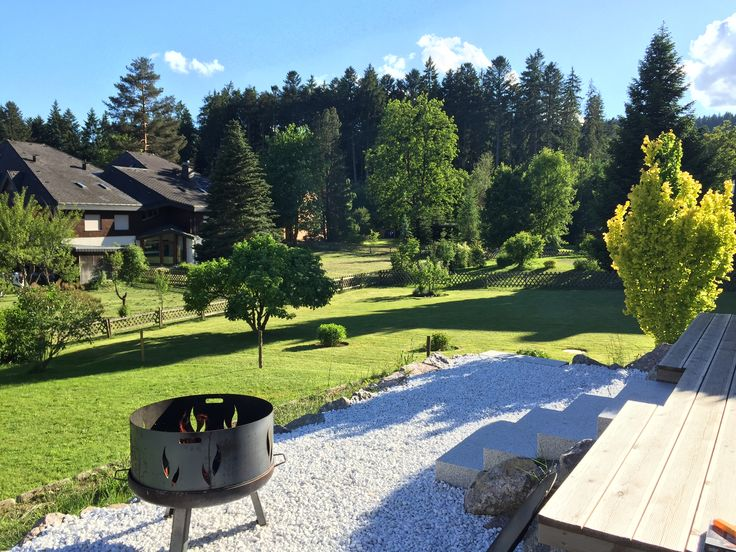 Titisee, Black Forest, Terrace with Fireplace, La Maison Guest House