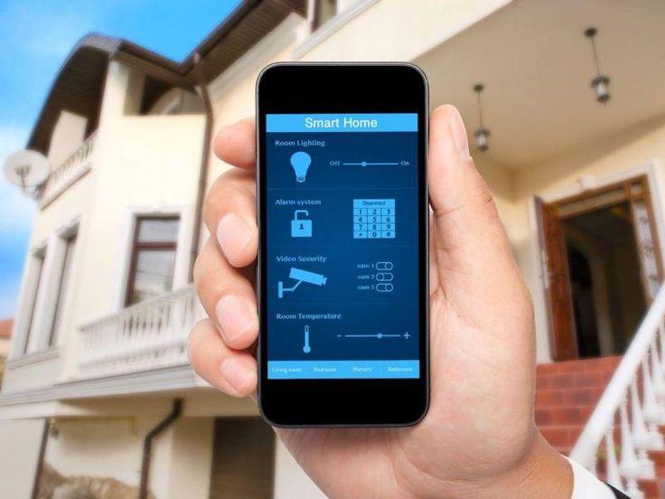 Incorpora sistemas de automatización para manejar, desde tu Smartphone, elementos de tu hogar como cortinas, puertas, audio, iluminación, entre otros. #diseño #moderno #decoracion #tendencias #smarthome