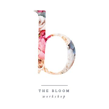 The Bloom Workshop logo - Elle & Company