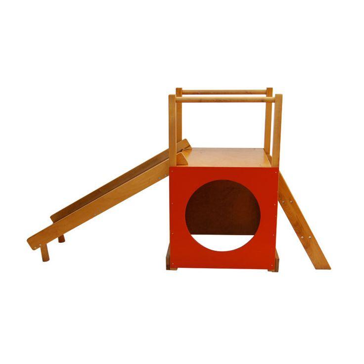 """Creative Playthings"" Childrens Slide/Fort"