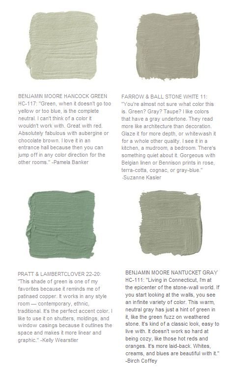 House Beautiful Paint 540 best paint colors: green images on pinterest | paint colors