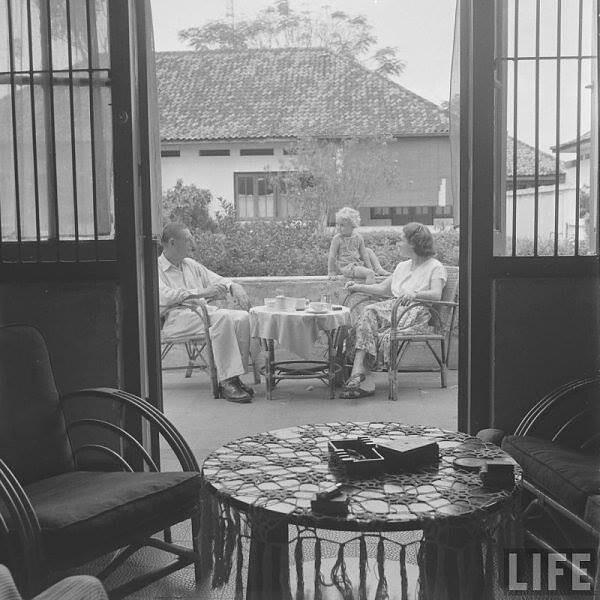 Kel londo di menteng 1930s