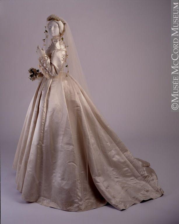 Wedding Dresses Nineth Century 40