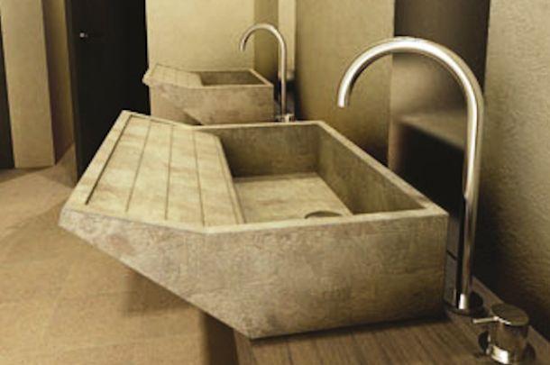 lavabo lavatoio Moscato Marmi