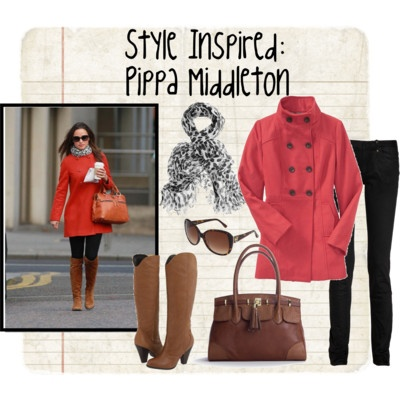 Style Inspired: Pippa Middleton