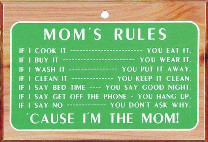 Κανόνες και απαγορεύσεις στην οικογένεια