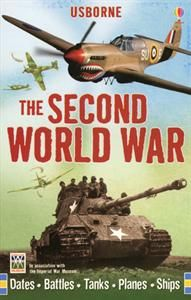 Usborne Books & More. Second World War Cards.  CC Cycle 2, weeks 13-18