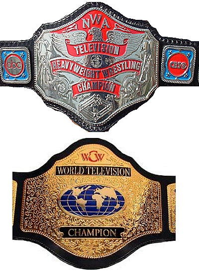 Respect The WCW World Television Championship, SON!   The PractitioNERD