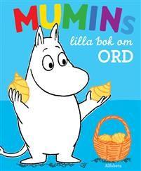 Denna bok om vännerna i Mumindalen