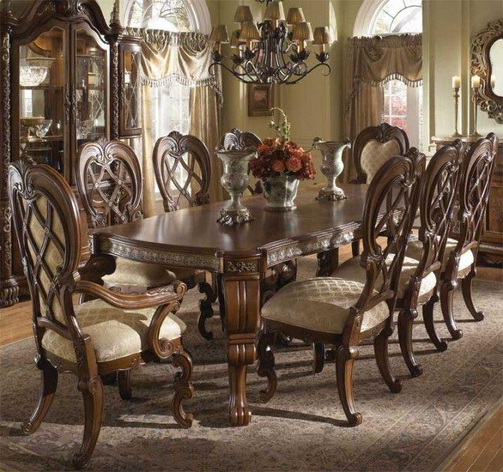 23 Elegant Traditional Dining Room Design Ideas: Traditional Dining Room Decorating Ideas