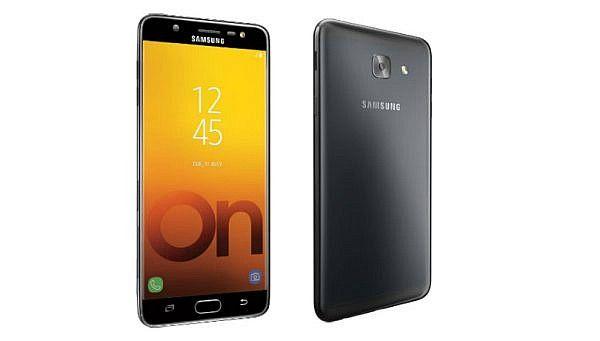 เปิดตัว Samsung Galaxy On Max มาพร้อมกล้องหน้าและหลัง 13 ล้านพิกเซล สเปคระดับเรือธง