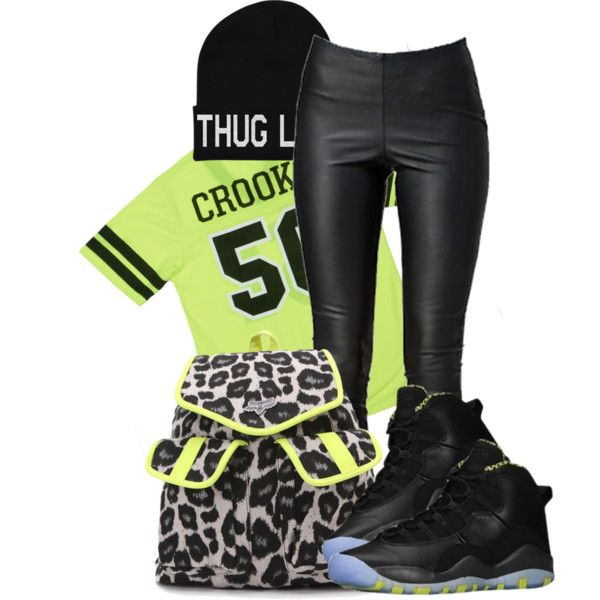 Untitled #83, created by fashion-killax on Polyvore  Omg!!  u want this outfit so bad. I want it for Christmas
