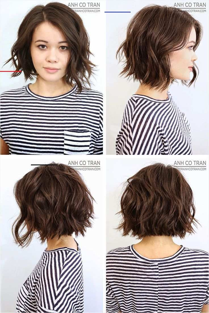 Beliebteste Gewellte Kurzhaarfrisuren Kurzhaarfrisuren Kurzefrisuren Sie Suchen Nach Verschieden In 2020 Wavy Bob Haircuts Thick Hair Styles Haircuts For Wavy Hair