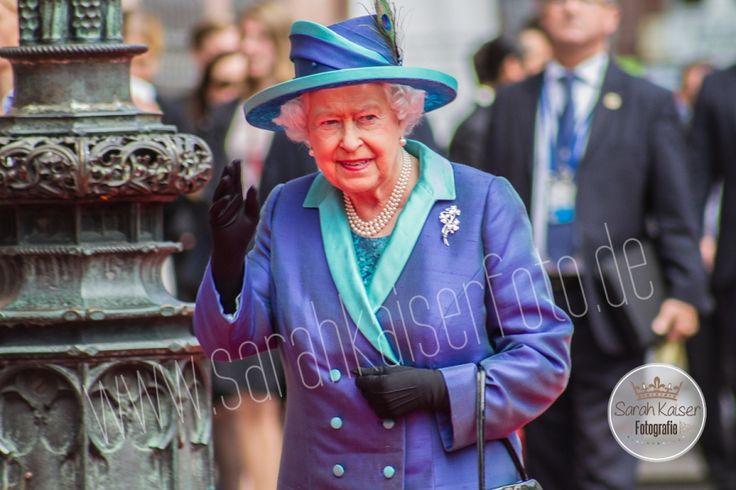 #Queen #ElisabethII #elisabeth #britain #british #England #queenelisabeth #frankfurt #germany #2015