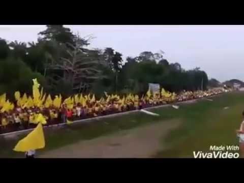 GRANDE MULTIDÃO NAS RUAS DE BOA VISTA DO GURUPI-MA