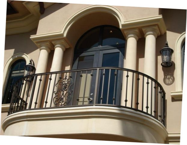 25+ Best Ideas About Balcony Grill Design On Pinterest