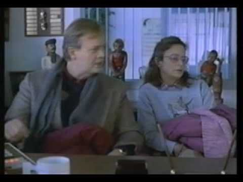 Jerry Lundegaard (William H. Macy) is struggling as a salesman in The Coen-brother's film Fargo. Sorry, for the bad quality of sound!