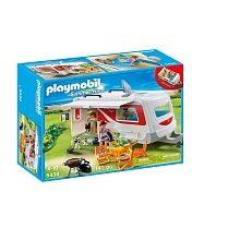 Playmobil - Family Caravan (5434)