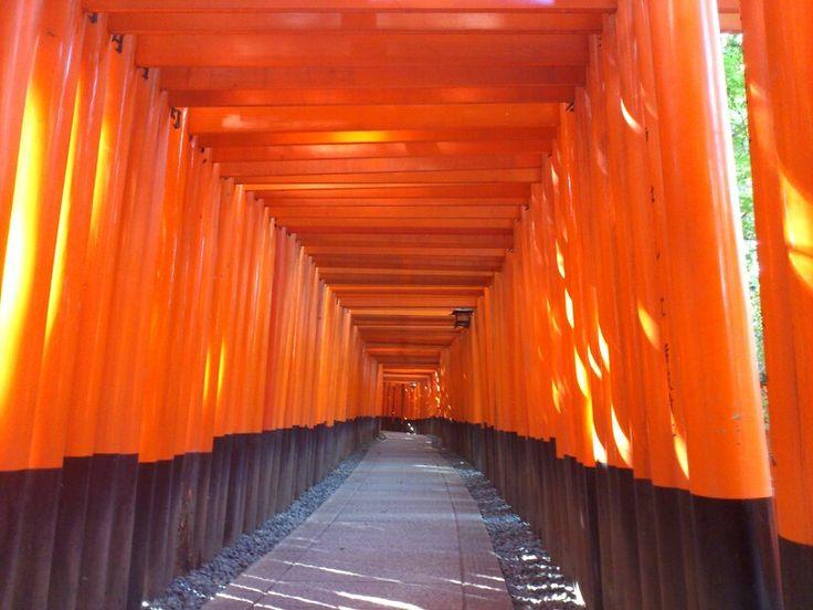 伏見稲荷 世界遺産 京都