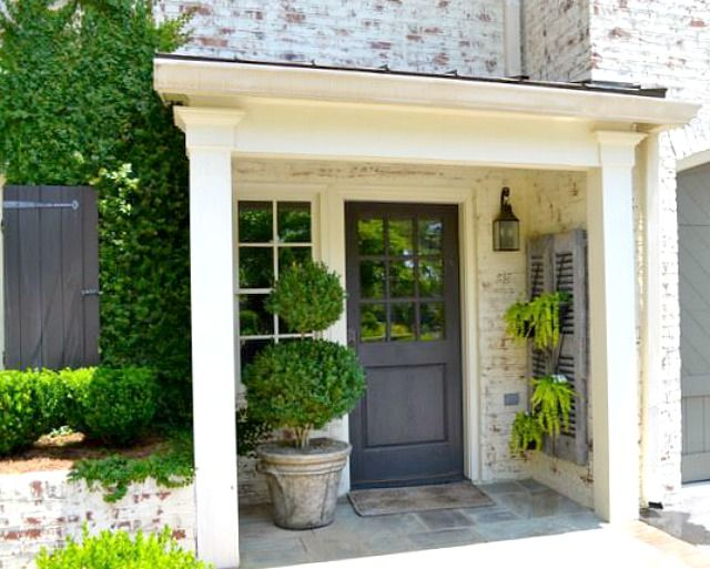 1000 Ideas About Small Front Porches On Pinterest Front
