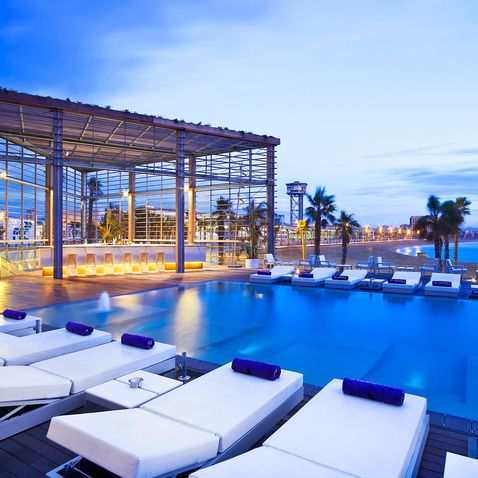 85 best riviera via boat images on pinterest boats for Hotel france barcelona