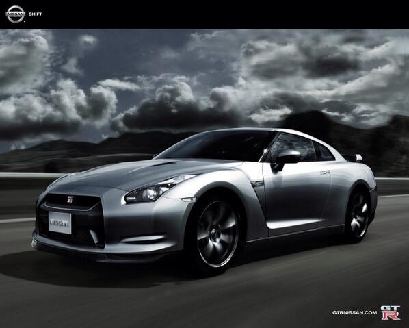 Nissan GT R    My Dream Car!