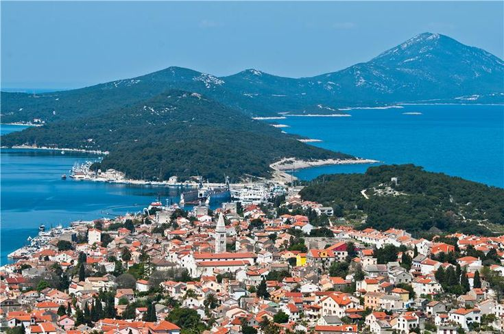 The Most Relaxing Islands on the Croatian Coast