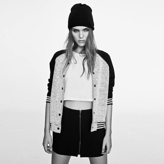 Stradivarius Fall/Winter 2013 Lookbook