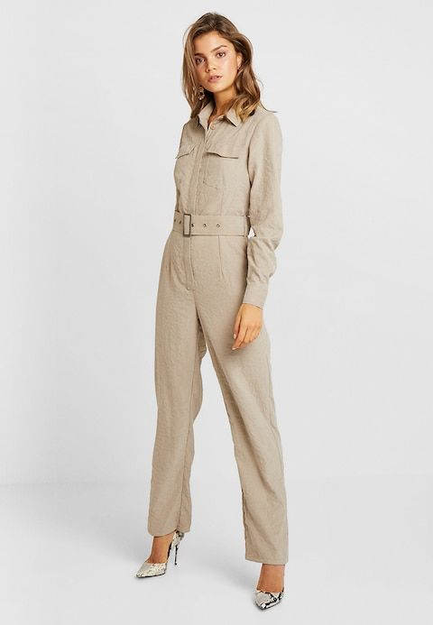 5999753d Nly by Nelly BOILER - Overall / Jumpsuit /Buksedragter - beige - Zalando.dk
