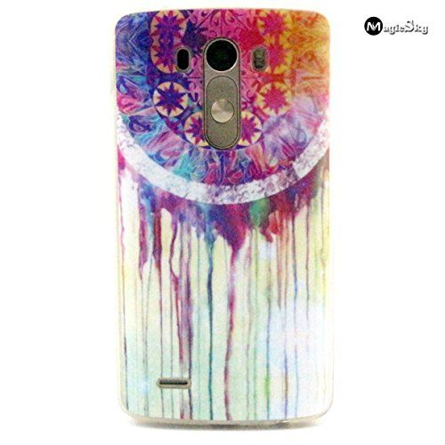 LG G3 Case, LG G3 Cover, New, MagicSky Dream Catcher Painting LG G3 Snap-on Case TPU Soft Back Case Cover Protective Skin Case for LG G3, 1 Pack MagicSky http://www.amazon.com/dp/B00P0XSH3O/ref=cm_sw_r_pi_dp_fxpEub0A501W0