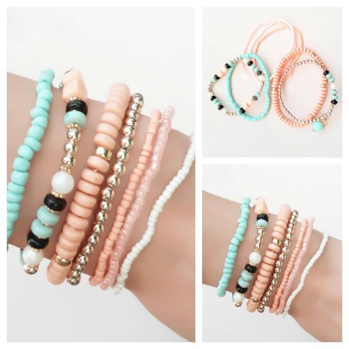 Bracelets boho-chic 2017