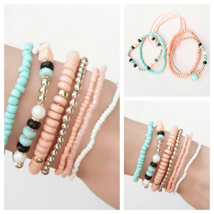 Bracelets boho-chic 2016  Arizona baby