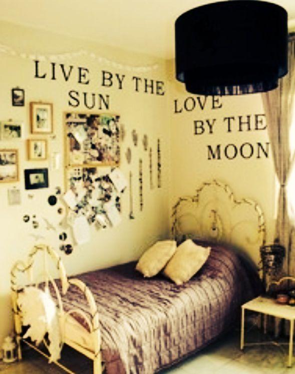 68 best TUMBLR | DECOR images on Pinterest | Bedroom ideas, Dream ...