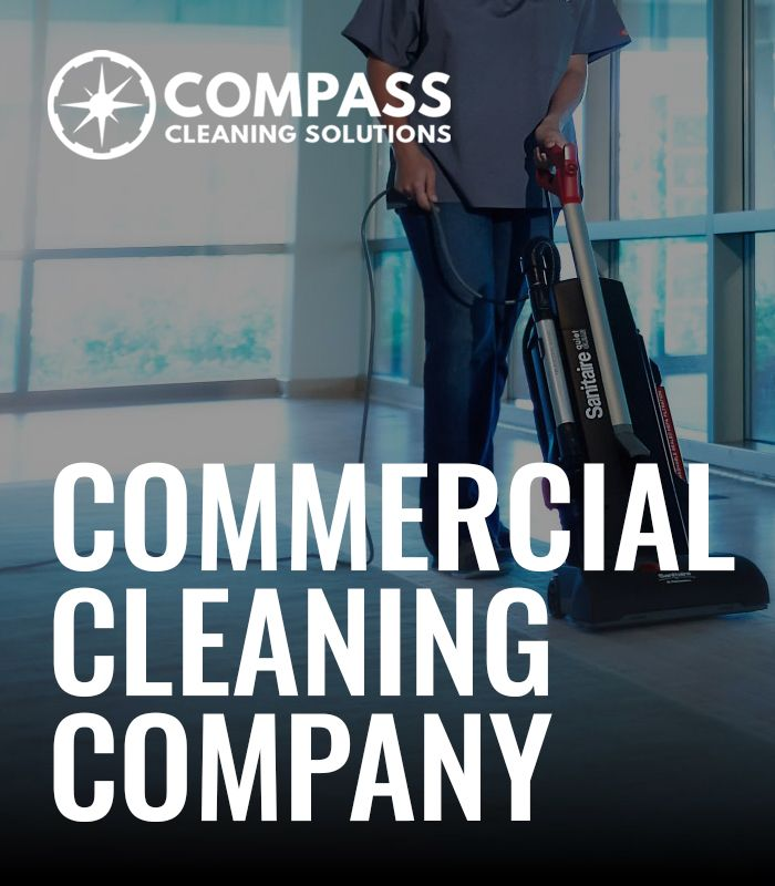 Searching for a commercial cleaning company that delivers the highest standards? At Compass Cleaning Solutions, we are a full-service commercial cleaning company, specialized in eco-friendly cleaning and more at affordable prices.