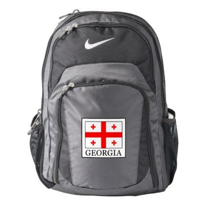 Georgia Nike Backpack - country gifts style diy gift ideas