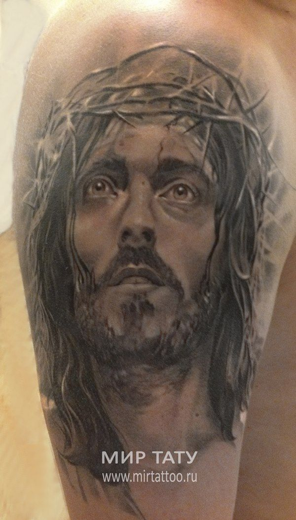 "Фото татуировки христианские, фото тату христианские / Тату салон ""Мир тату"""