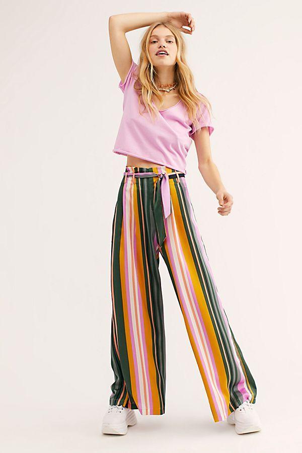 959c0f0296498 Pandora Pants in 2019 | loungewear/ pajamas | Flowy pants outfit ...